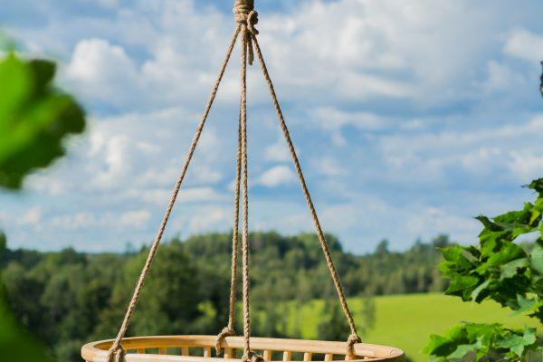 Šūpuļa izgatavošana, koks, Kokrade