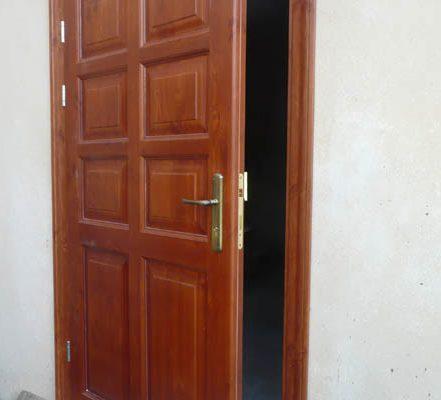 Koka durvju izgatavošana, SIA Kokrade